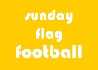 Eugene Coed Flag Football