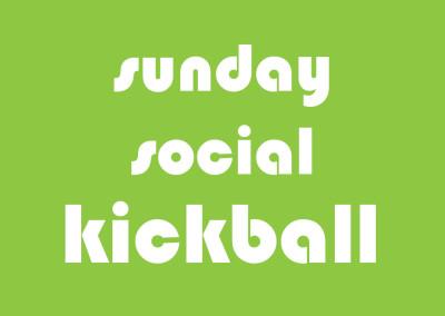 Sunday Coed Social Kickball