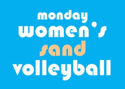 Eugene Women's SAND Volleyball
