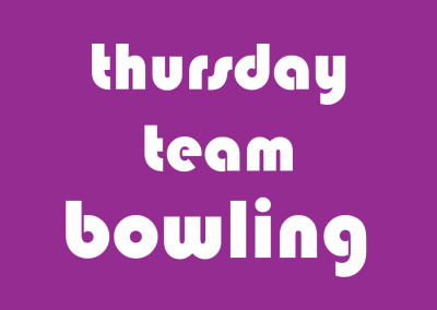 Eugene Thursday Bowling