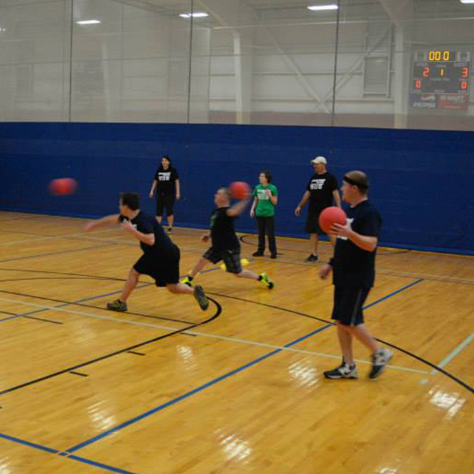 the sport of dodgeball Dodgeball is a game in which players on two teams try to throw balls at each other while avoiding being hit themselves the main objective of each team is to.