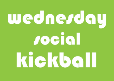 Wednesday Corvallis Coed Social Kickball