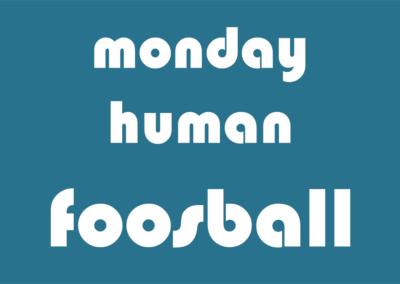 Eugene Human Foosball Monday