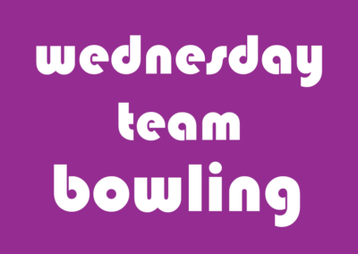 Corvallis Wednesday Bowling League